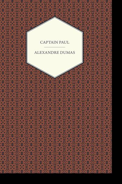 Captain Paul by Alexandre Dumas